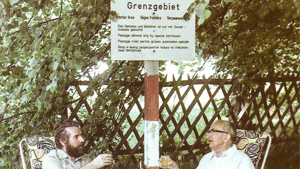Foto Peter Jaeckel / Private Geburtstagsfeier 1979